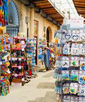 Touristic, souvenir market, Larnaca, Cyprus
