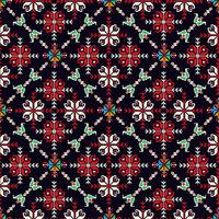 Romanian traditional pattern 21