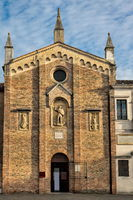 Padua, Italy - March 19, 2019 - Oratory of St. George