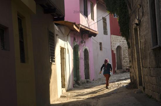 Antakya in Hatay province of southeast Turkey