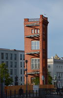 Architecture in the Neighborhood of Mitte, Berlin