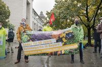 Kundgebung 50 jahre Bayerischer Wald