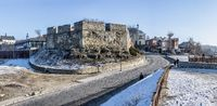 Armenian bastion of Kamianets-Podilskyi, Ukraine