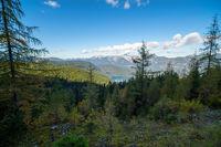 Eibsee, Bavarian lake near Zugspitze
