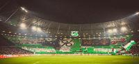 Hannover 96 zeigen große Choreografie