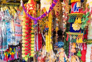 Laden in Little India in der Stadt George Town