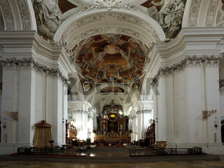 Basilika St. Martin in Weingarten (Württ.)