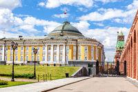 Senate Palace at Moscow Kremlin, Russia