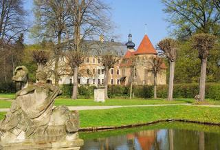 Altdoebern Schloss - Altdoebern castle 06