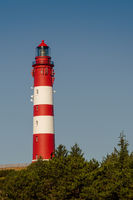 Amrum Lighthouse, North Frisian Islands, Schleswig-Holstein, Germany