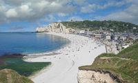 Etretat,Normandy,Channel,France