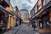 Thessaloniki in the days of the coronavirus