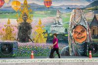 THAILAND CHIANG RAI TOURISM