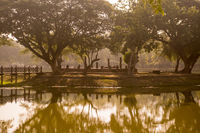 ASIA THAILAND SUKHOTHAI HISTORICAL PARK