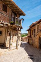 Medieval village of Calatanazor in Soria, Castilla y Leon, Spain.
