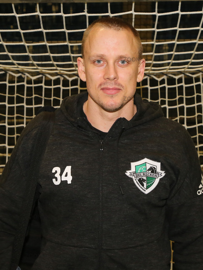 Morten Olsen (TSV Hannover-Burgdorf) Liqui Moly HBL, Handball-Bundesliga Saison 2019-20