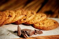 Chocolate or oatmeal