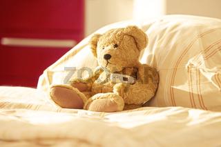 Krankenhaus Bett Teddy Bär