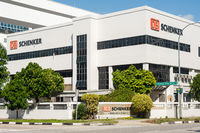 Singapore, DB Schenker Asia Pacific Regional Office at Changi Business Park