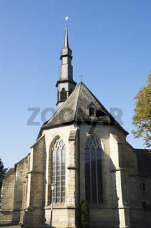Kirche St. Agnes in Hamm, Nrw, Deutschland