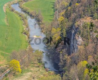 Donautal bei Beuron, Landkreis Sigmaringen