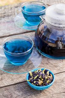 The healing Anchan tea is used in alternative medicine