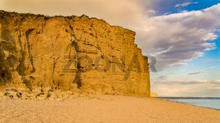 West Bay, Jurassic Coast, Dorset, UK