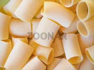 Paccheri pasta