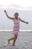 tanzen im sand
