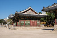 Deoksugung Palace Buildings