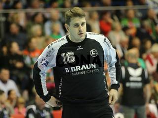 Torwart Nebojsa Simic , MT Melsungen, , Liqui Moly HBL, Handball-Bundesliga Saison 2019-20