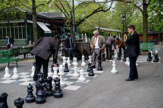 Straßen Schach