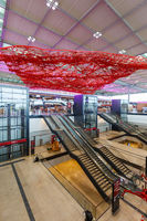 Flughafen Berlin Brandenburg BER Willy Brandt Airport Terminal 1