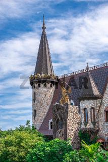 Castle towers of Ravadinovo, Bulgaria
