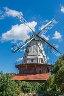 Windmühle in Bad Zwischenahn - Ekern, Niedersachsen, Deutschland