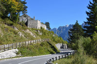 On the Predil Pass