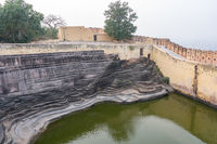 Nahargarh Step Well in Jaipur, India