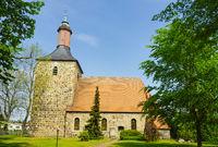Church of St. Nicholas, Boetzow,  Oberkraemer, Brandenburg, Germany