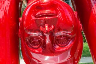 Sculpture Nena Biennale Venice 2019
