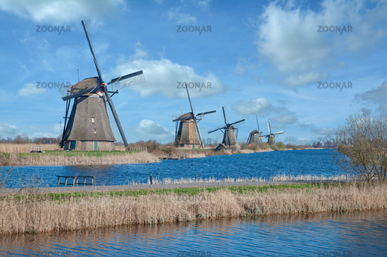 idyllic Netherlands
