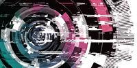 Cyberpunk Aesthetic