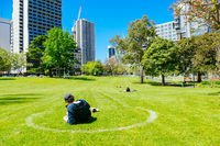 Melbourne Parks During the Coronavirus Pandemic