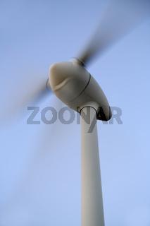 Rotierende Windkraft