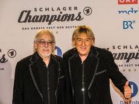 die Amigos bei Schlagerchampions 2020 am 11.01.2020 in Berlin