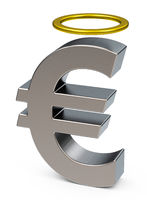 the holy euro sign