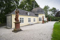 Orangery, civil registry, Berleburg Castle