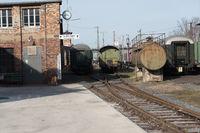 Historic railway depot