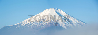 Mount Fuji Panorama Japan