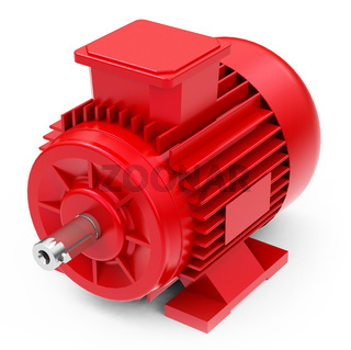 the electric motor