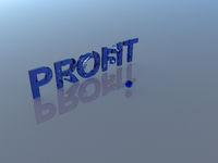 Crumbling profit